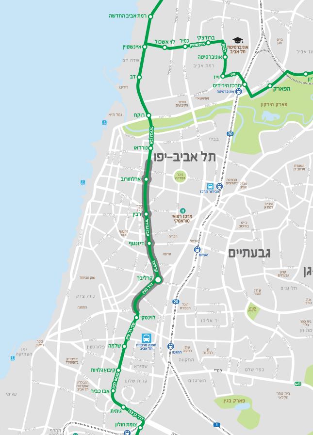 מטרו קו ירוק