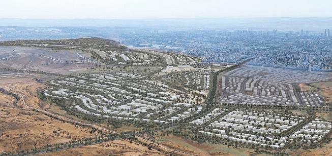 תכנון עירוני באר שבע