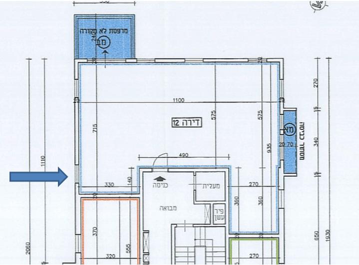 חריגות בנייה שמאי מקרקעין באשדוד